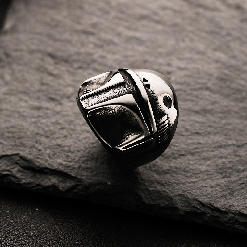 CHURINGASJZ-0081 Stainless Steel Rings