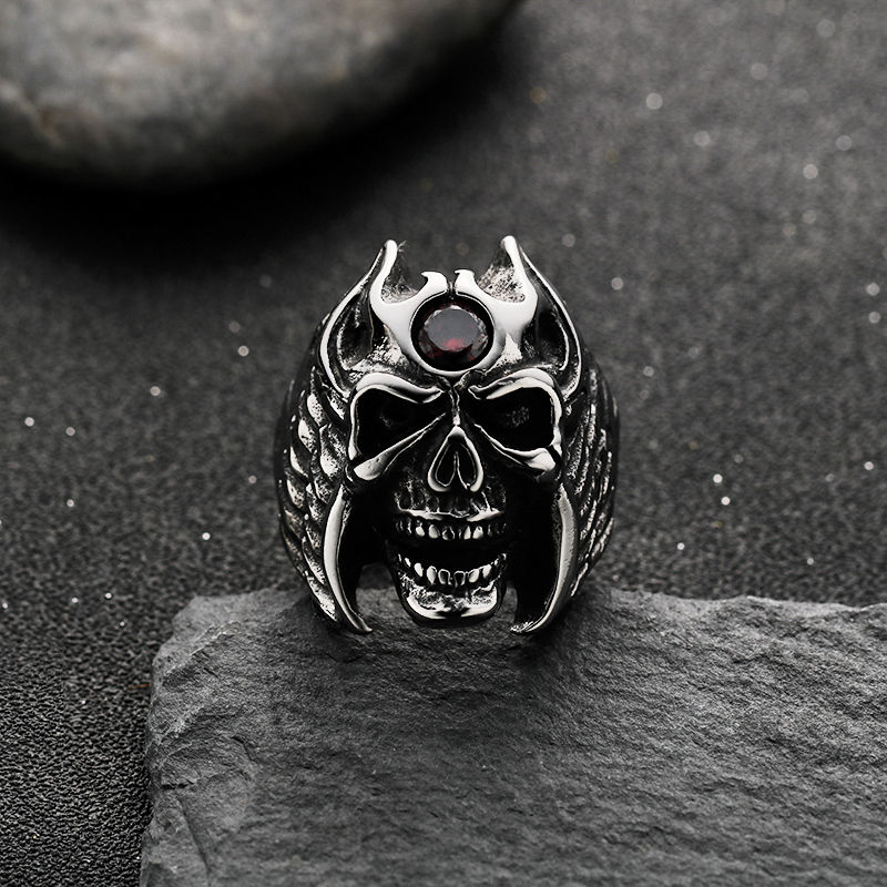 CHURINGASJZ-0082 Stainless Steel Rings