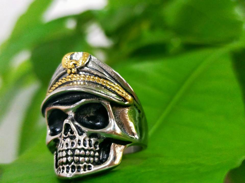 Personalized Skull rings for men and women, life gift(1) 20201118