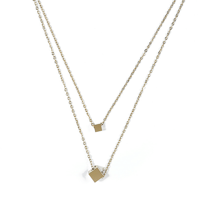 SXL-0008 Stainless Steel Necklaces