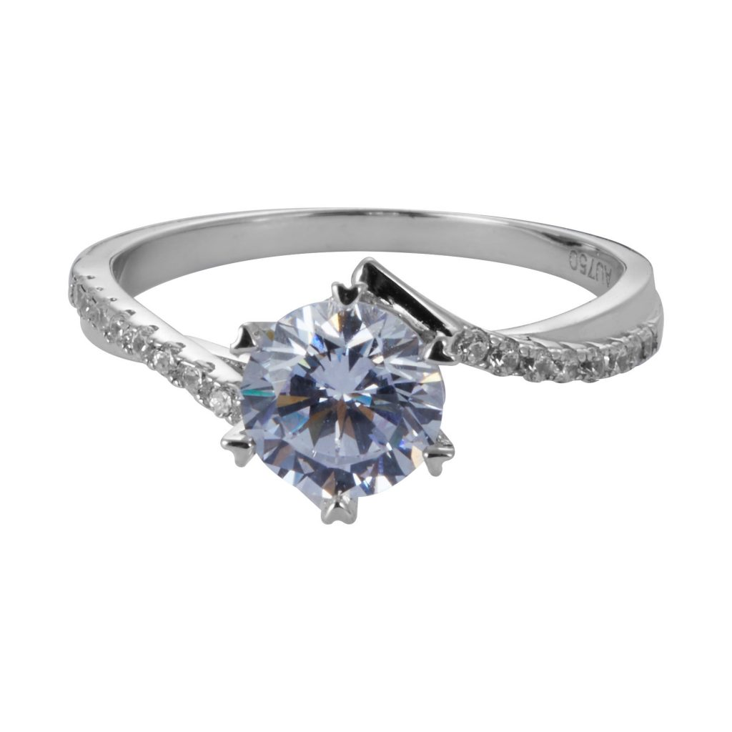 Lucky Crystal Ring