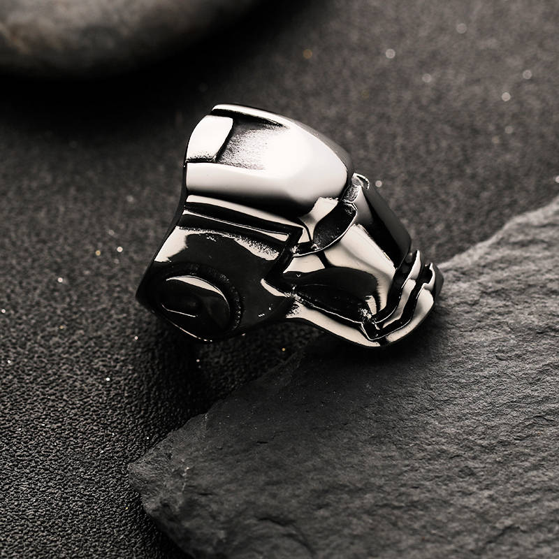 CHURINGASJZ-0083 Stainless Steel Rings