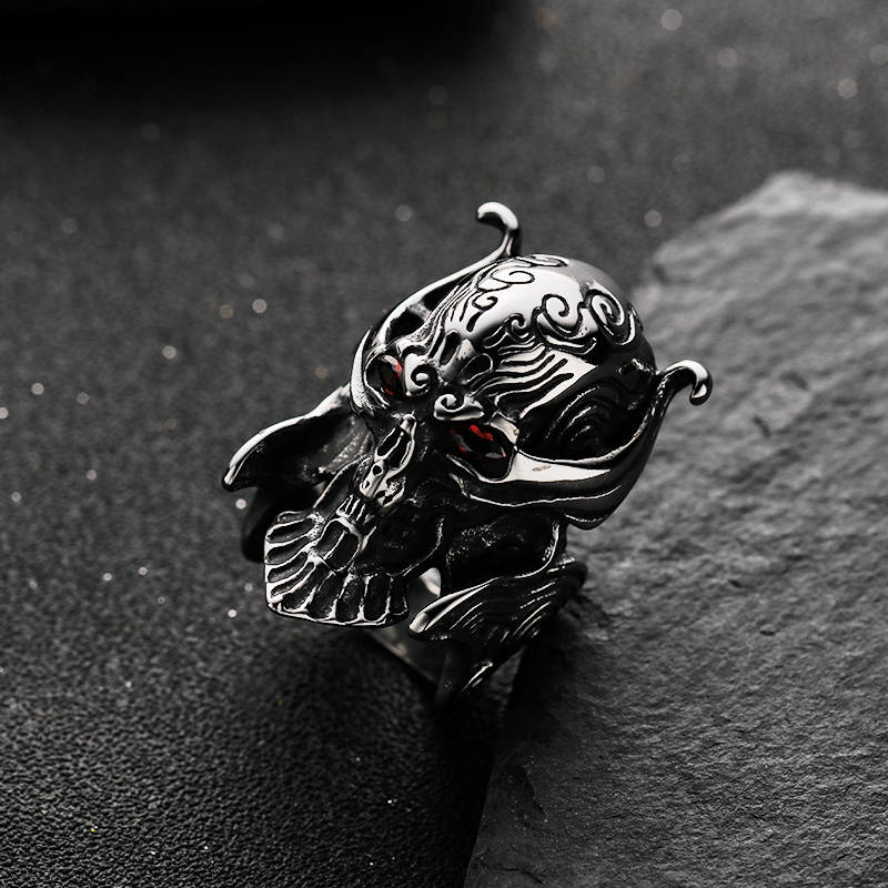 CHURINGASJZ-0084 Stainless Steel Rings