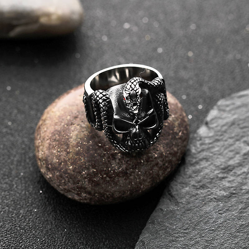 CHURINGASJZ-0085 Stainless Steel Rings