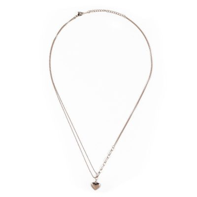 CHURINGASXL-0011 Stainless Steel Necklaces