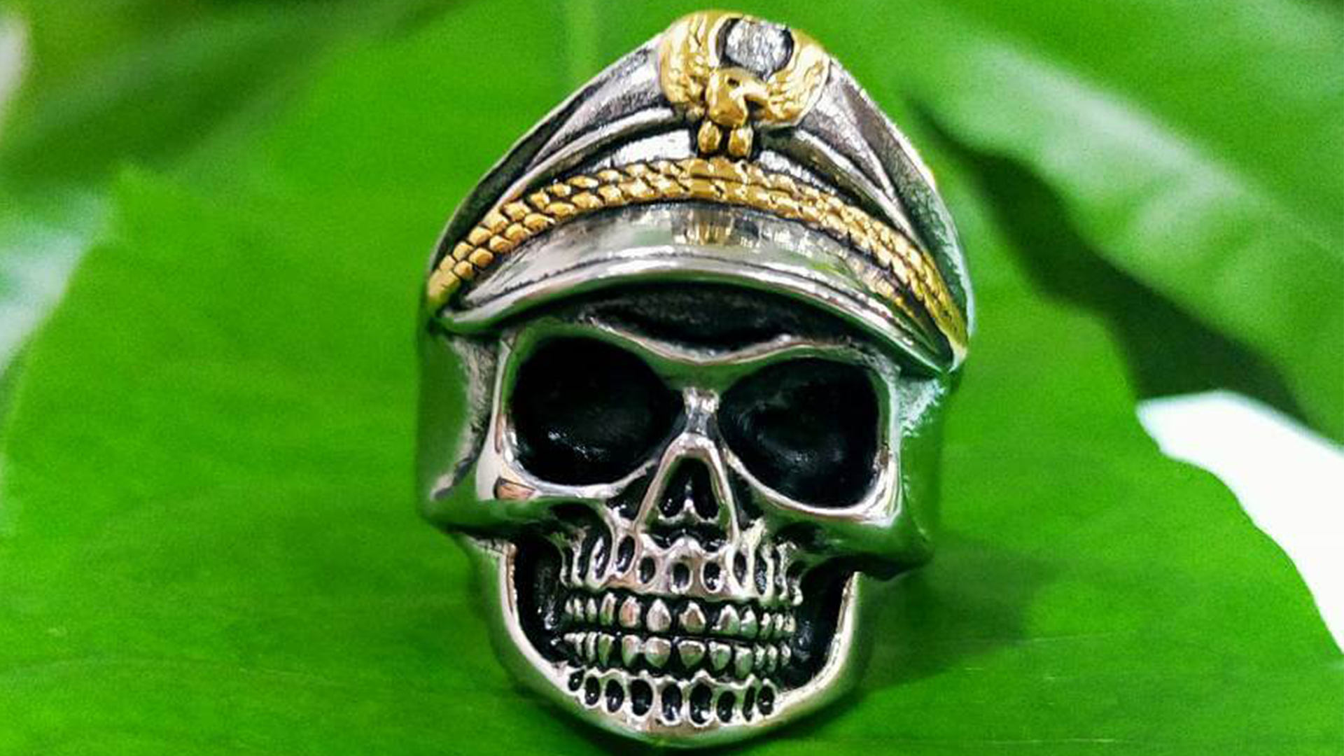 Personalized Skull rings for men and women, life gift(3) 20210219