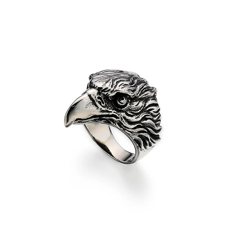 CHURINGASJZ-0086 Stainless Steel Rings