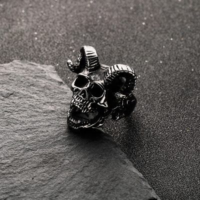 CHURINGASJZ-0090 Stainless Steel Rings