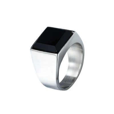 CHURINGASJZ-0015 Stainless Steel Norse Wedding Bands