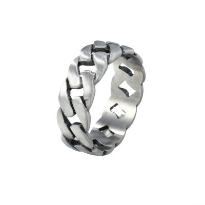 CHURINGASJZ-0021 Stainless Steel Nordic Rings